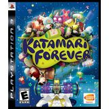 Katamari Forever Playstation3 Game NAMCO BANDAI Games