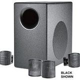 JBL C50PACK Subwoofer-Satellite System with 4 x Satellite Speakers, White