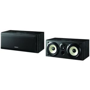 Sony SS-CN5000 Dual Center Channel Speaker (Each, Black)