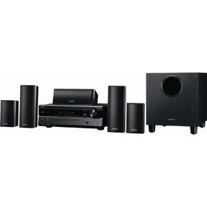 Onkyo HT-S3300 5.1-Channel Home Theater Receiver and Speaker Package (Black)