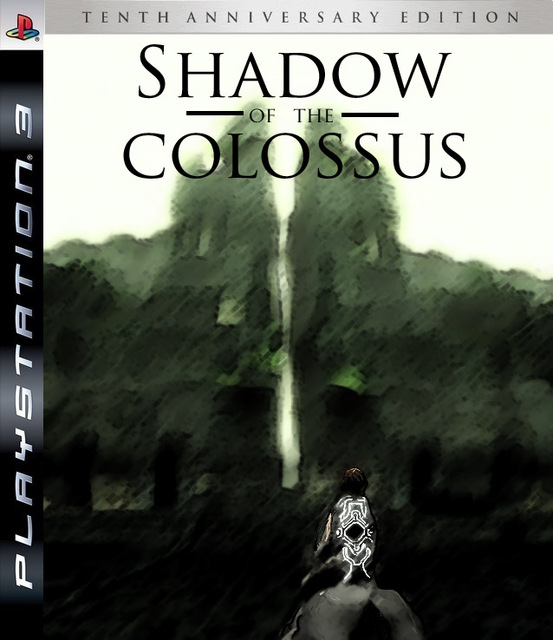 Ico / Shadow of the Colossus re-release for the PS3 - AVS ...
