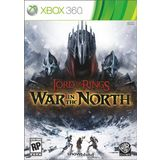 LORD OF RINGS:WAR IN THE NORTH