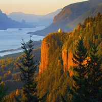 Crown Point on the Columbia, Oregon