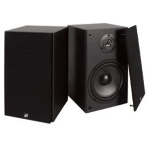 "Dayton B652 6-1/2"" 2-Way Bookshelf Speaker Pair"