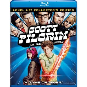 Scott Pilgrim vs. the World (Two-Disc Blu-ray/DVD Combo)