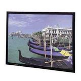 Da-Lite Audio Vision HDTV Format Perm Wall Fixed Projector Screen