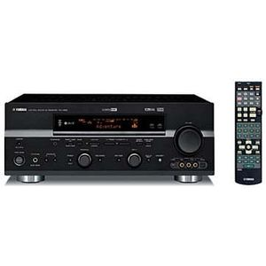 Yamaha RX-V659BL 7.1 Channel Digital Home Theater Receiver (Black)