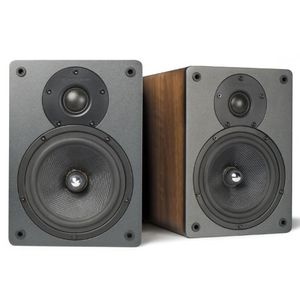 Cambridge Audio S30 Speakers, Dark Oak (Pair)