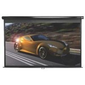 "Elite Screens M120UWH2 Manual Projection Screen (120"" 16:9 AR)"