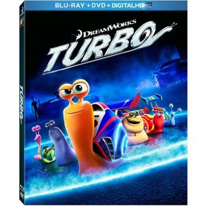 Turbo Blu Ray Images & Pictures - Becuo