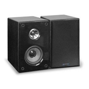 "Technical Pro SPH4 100 Watt Book Shelf Speakers, Pair, 3"" Tweeter / 4"" Woofer"