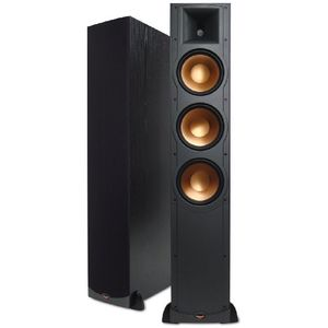 Klipsch RF83 Black (Each) 2-Way Reference Floorstanding Speaker