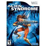 Alien Syndrome Wii Game SEGA