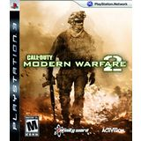 Call of Duty Modern Warfare 2 Playstation3 Game Activision