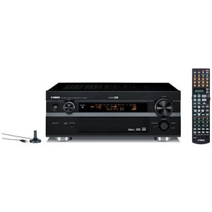 Yamaha RX-V2500 Home Theater Receiver (Black)