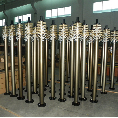 30feet Pneumatic Telescopic Masts