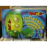 hot air inflatable portable speaker