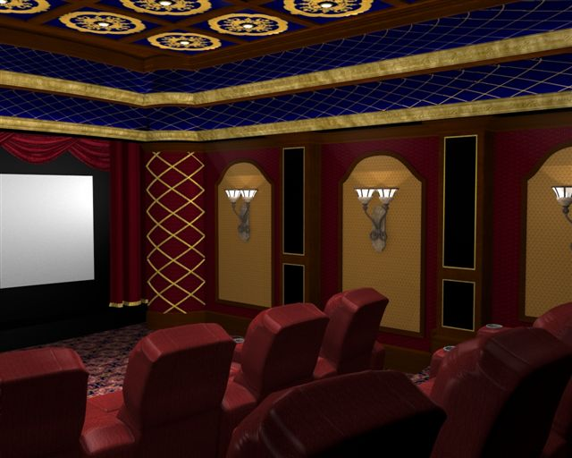 New Home Theater In Houston Avs Forum Home Theater