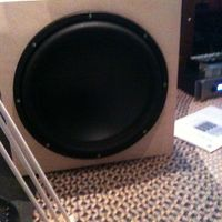 Sub woofer Enclosure