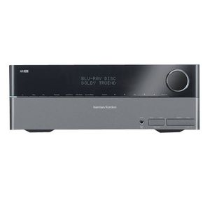 Harman Kardon AVR 2600 65W 7.1 channel Home Theater Receiver (Black)