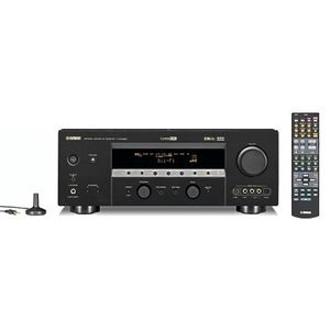 Yamaha HTR-5860 XM-Ready 7.1-Channel A/V Surround Receiver (Black)