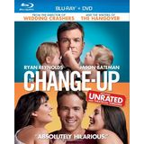 The Change-Up (Blu-ray/DVD Combo)