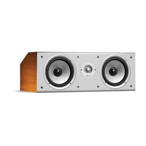 Polk Audio Monitor Series CS2 Center Channel Speaker (Single, Cherry)