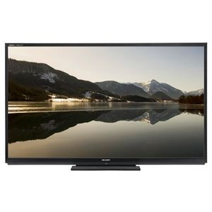 Sharp LC70LE847U 70-Inch LCD 70 Class Quattron LED Smart 3D TV