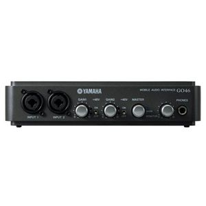 Yamaha GO46 Firewire Audio MIDI Computer Interface