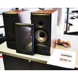 INFINITY 2000.3 3 Channel Speakers in Cherry Wood