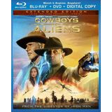 Cowboys &amp; Aliens (Blu-ray+DVD+Digital Copy in Blu-ray Packaging)