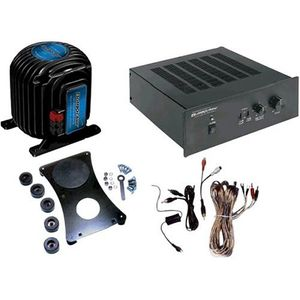 ButtKicker BK-LFEKit Low Frequency Effect Kit with Amplifier for Home Theater