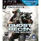 Ghost Recon: Future Soldier Playstation3 Game UBISOFT