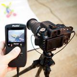 Phottix Hector Live-View Wired Remote set For Canon DSLR
