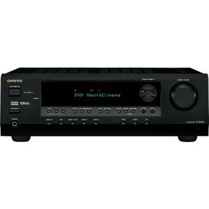 Onkyo TX-SR304B Home Theater Receiver (Black)