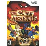 Looney Tunes: Acme Arsenal Wii Game Warner Bros. Studios