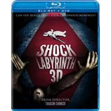 Shock Labyrinth [2D/3D Blu-ray + DVD]