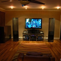 The latest version of my home theater
