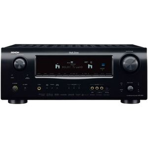 Denon AVR-1909 7.1-Channel Multizone Home Theater Receiver