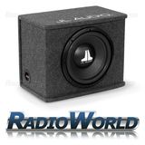 JL Audio CS112-WXv2 Single 12 inch 12WXv2 BassWedge Sealed Subwoofer Enclosure