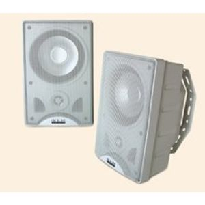 "KLH SAT-7W 5-1/4"" 130 Watt 2-Way Multi-Purpose Speaker Pair"