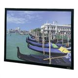 Da-Lite 78689 Cinema Vision Perm-Wall Fixed Frame Screen - 58 inch x 104 inch HDTV Format