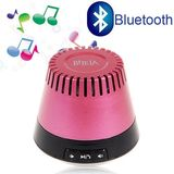 Chiworld Pink Bluetooth Speaker With AUX audio input lithium battery Hands Free calls mini portable speaker BLS-901742-PHO-00115