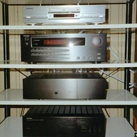 Pre-amp processor Rotel RSP966