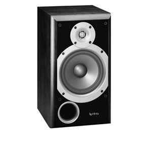 Infinity Primus Two-way 6 1/2-Inch Bookshelf/Satellite Speaker