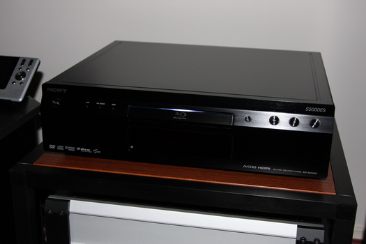 The SONY BDP-S5000ES Owner's Thread - Page 18