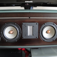 SEAS Excel W15 woofer