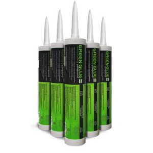 Green Glue Noiseproofing Compound - 12 Tubes