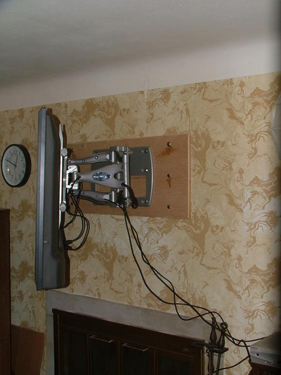 Wall Mounting With Plywood Question Avs Forum Home