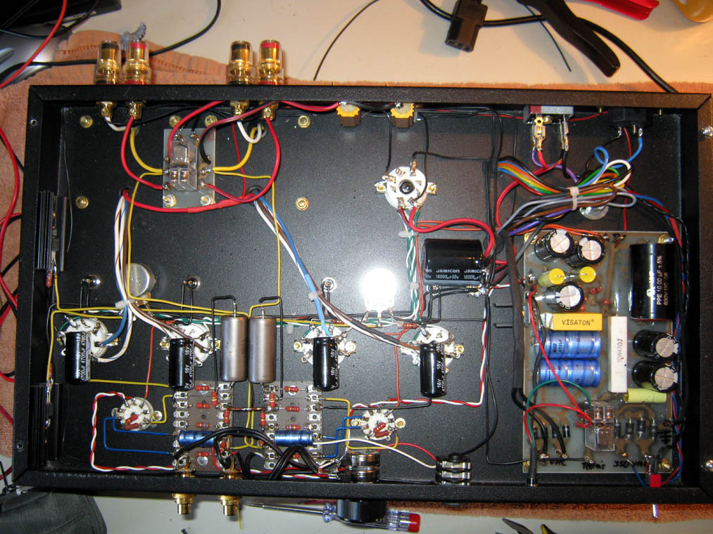 Diy 5 1 Tube Amplifier